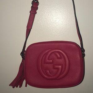Gucci - Soho Small disco bag, comes with Box